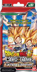 Dragon Ball Super - Series 3 Starter Deck - The Extreme Evolution